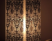 CLEARANCE SALE LESS THAN COST Damask Photolamp