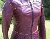 Honda Leather Sport Jacket