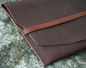 ON SALE  iPad 3 case  Burgundy Leather
