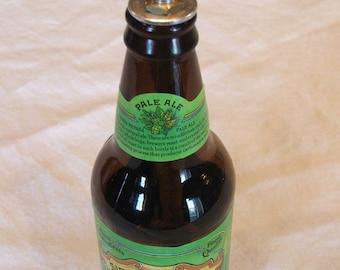 Oil lamp kit for beer bottle, set of 12