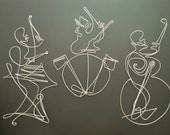 SALE-Jazz Wire Trio