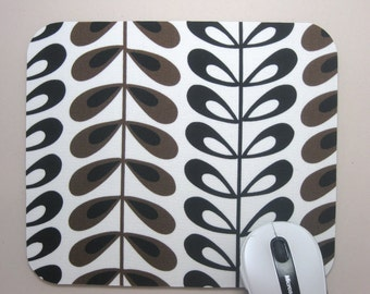 Buy 2 FREE SHIPPING Special!!   Mouse Pad, Fabric Mousepad Kenyan Tea Leaves