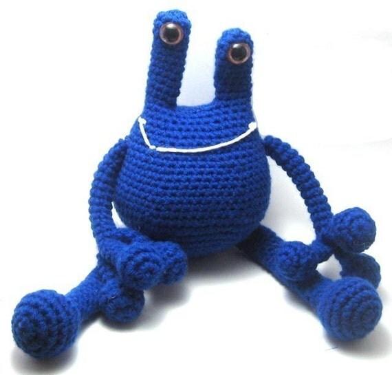 Amigurumi Crochet Patternbasic monster pattern-PDF
