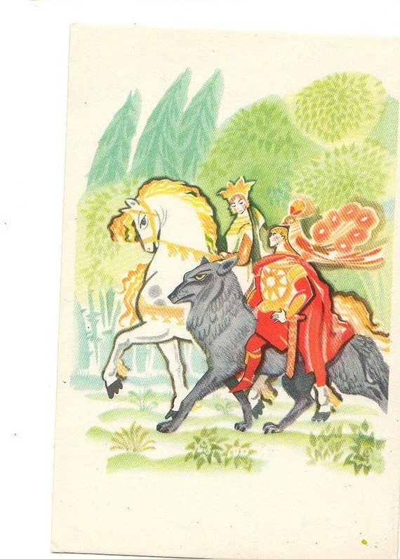 Prince Russian Fairy 111