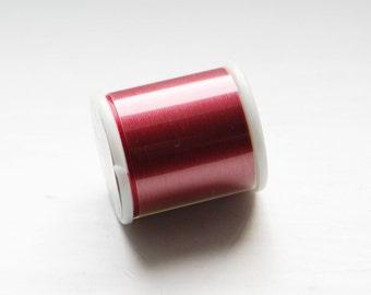 One Spool Miyuki Nylon Beading Thread B-Red (50 Meters) (2007)