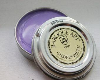 Baroque Art Gilders Paste 27ml (1.5oz)-Violet