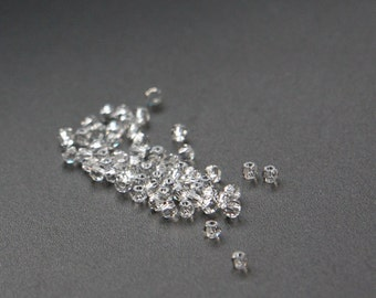 72pcs Swarovski 5000 Round-Crystal 2mm (SW900001)