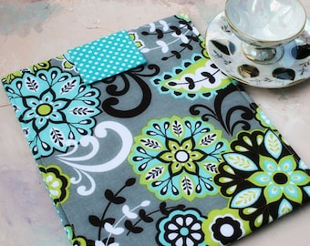 Kindle Sleeve, Nook Cover, Ereader Case, Gadget Covers, in Splendid - Gadget Cases and Covers, Ereader Accessories