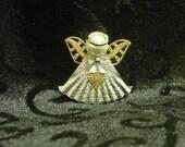 Christmas Angel Pin