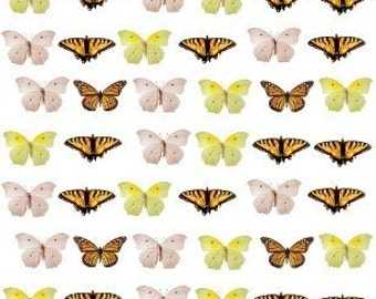 butterfly decals, waterslide decals, decals for beads, Polymer Clay Decals, Decals for Polymer, Decorative Decals, polymer decals