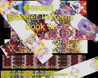 Beading Patterns, Loom Beading Patterns, Bracelet Patterns, Bead Patterns, Jewelry Patterns, Loom Jewelry Patterns, Seed Bead Patterns