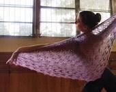 Knitting Pattern PDF / The Ballerina Shawl