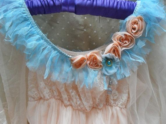 Fairy Dreams - Vintage Baby Doll Make Over