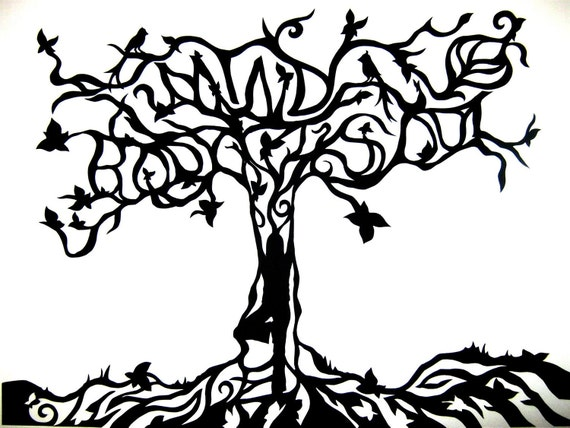 Mind Body and Soul Tree