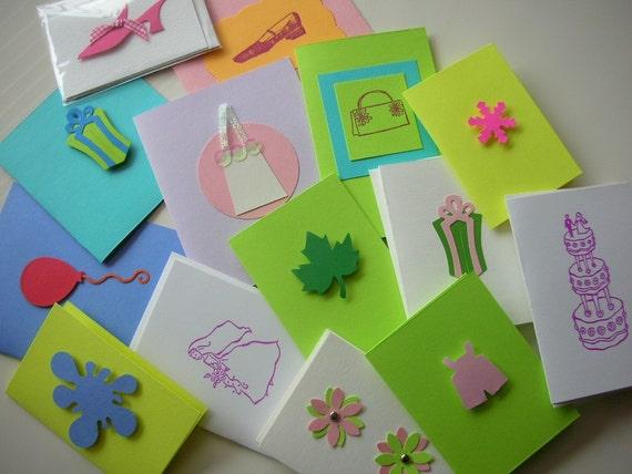 Assorted Mini Cards