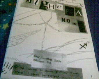 zine- 'Sighera', issue 1