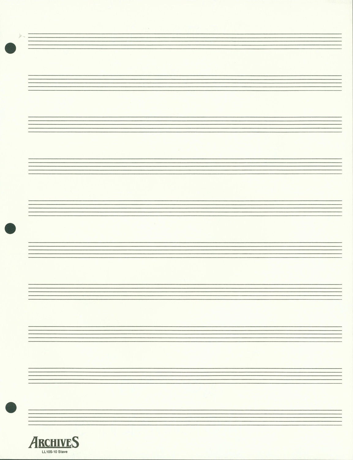 music staff paper 12 per page office templates