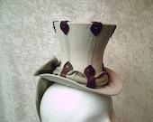 SALE - Adventuress Mini Top Hat