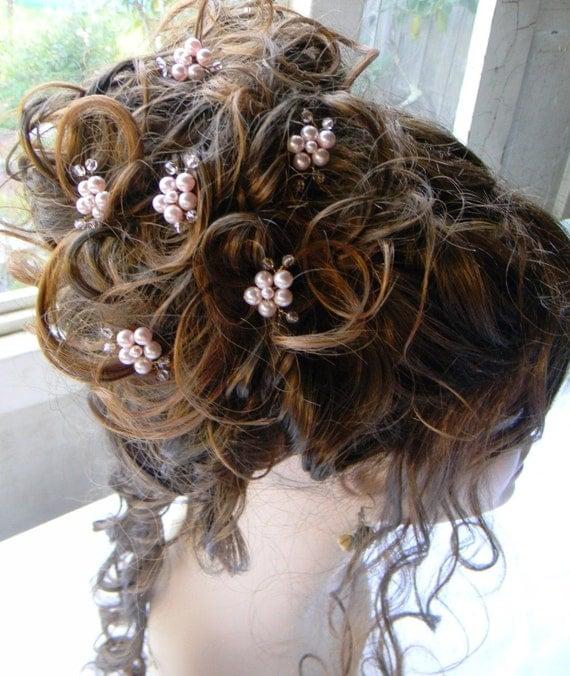 20% off hair vine hair pin set bride bridesmaid prom hair jewelry graduation giift
