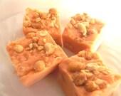 Julie's Fudge - PEANUT BRITTLE - Half Pound