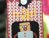 read Handmade Bookmark