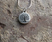 Petite Tree of Life Necklace... Ready to Ship