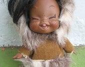 Ultra Kitsch -  Vintage Eskimo Doll