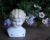Sweet Florence Porcelain Doll Head