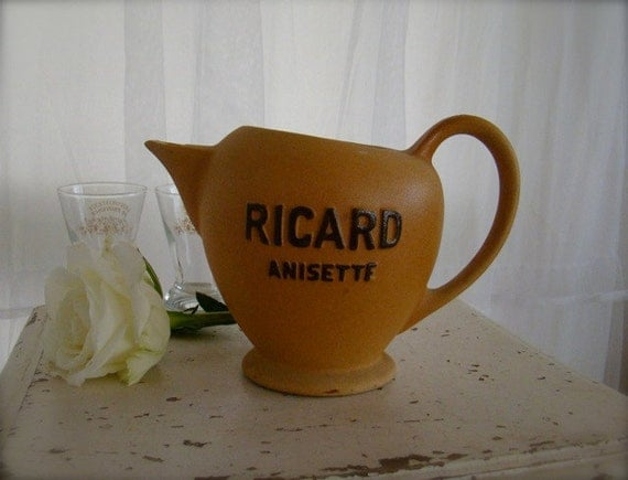 Ricard Water Pitcher for Pastis Perfection