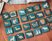 24 Piece Memory Game
