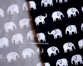 Elephant fabric combo