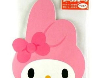 Sanrio Character Sticker Flakes My melody
