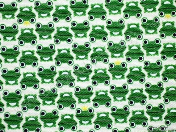 Kawaii Tiny frog Print