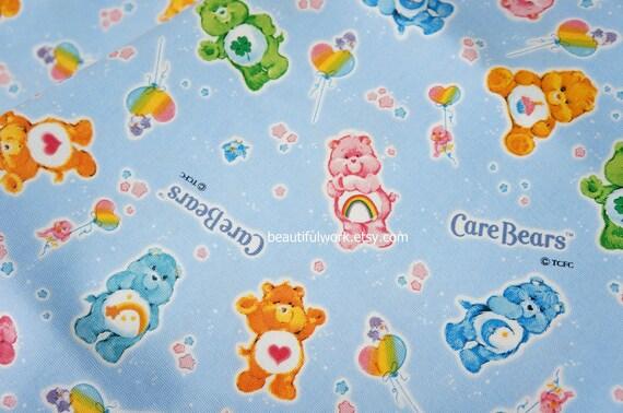 Care Bears Fabric Half meter