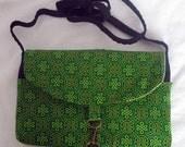 Celtic knotwork clutch