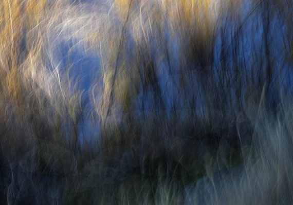 RIVER BREEZE - Signed Fine Art Photograph, 7x10