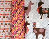 3 Fat Quarter SET - Llook Llamas
