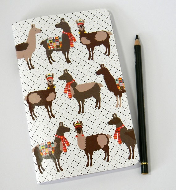 Journal - Llook Llamas - Only 2 left!