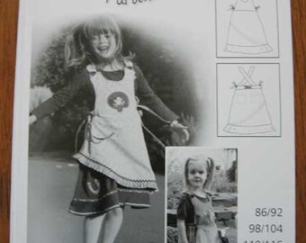 Farbenmix GESKE childrens dress sewing pattern