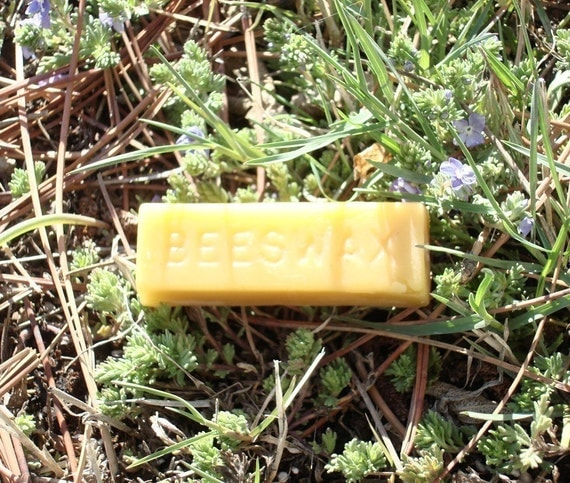 Pure Local Beeswax - 1 oz bar