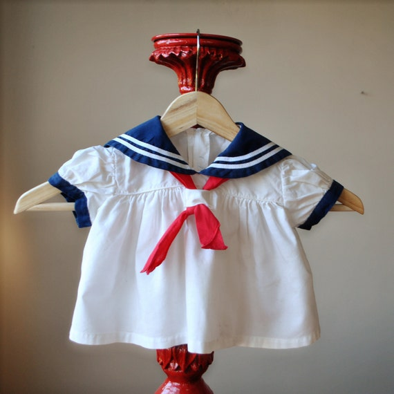 1960 S Blouse Dress 15