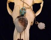 Amazonite Pendulum