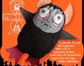 Vampire Owl Freak-O-Bag
