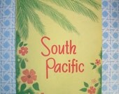 Vintage 1950's South Pacific Souvenir Program\/Playbill
