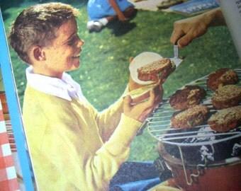 Vintage Barbecues and Picnics Cookbook