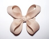 Oatmeal Boutique Bow