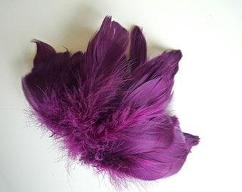 VOGUE GOOSE COQUILLE /  Sangria, Magenta Purple /  418