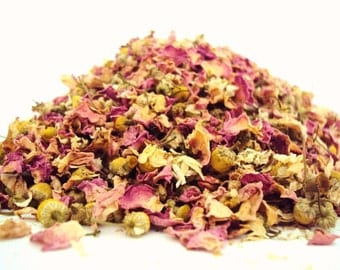 CHAMOMILE/ROSE tea 50 cups