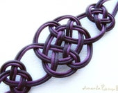 Purplish - Single Willow Bracelet