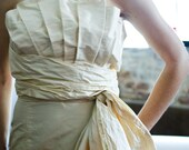 Tamara - art deco inspired wedding gown